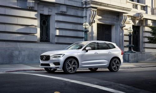 Volvo onthult de nieuwe generatie XC60