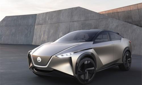 Deze volledig elektrische, zelfrijdende crossover van Nissan leest uw gedachten
