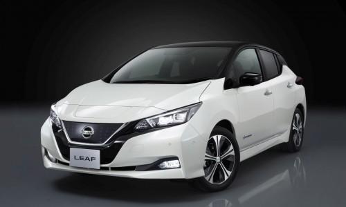 Zo ziet de Nissan Leaf 40 kWh accu eruit