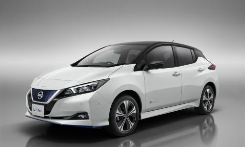 Nissan Leaf e+ heeft groter accupakket en meer actieradius, vanaf zomer 2019