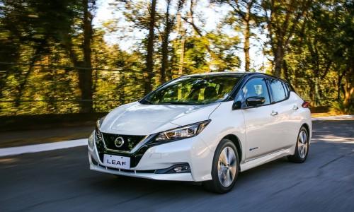 Pak uw kans! Nissan LEAF nog dit jaar rijden vanaf € 46,- netto bijtelling