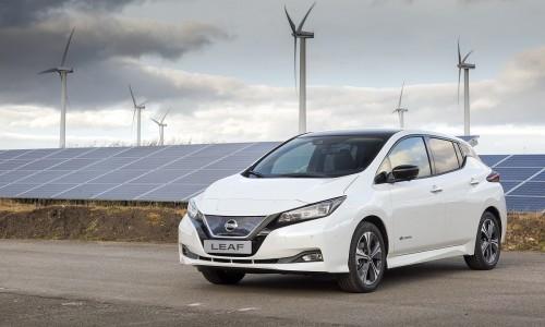 Nissan Leaf niet te stoppen: als eerste elektrische auto 400.000 keer verkocht