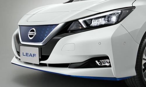 Nissan LEAF e+ met grotere actieradius nu te bestellen! Levering vanaf mei