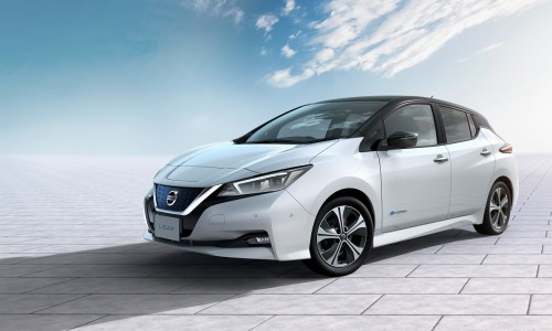 Nieuwe Nissan Leaf nu al een verkoopsucces in Europa. Leasen in 2018