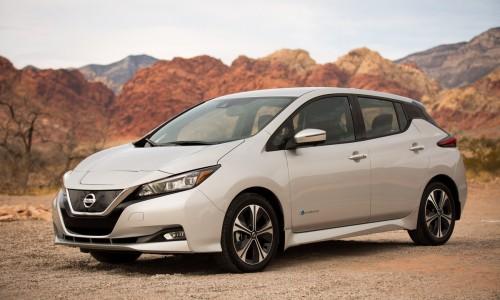 Nissan Leaf haalt maximale score bij aangescherpte veiligheidstest