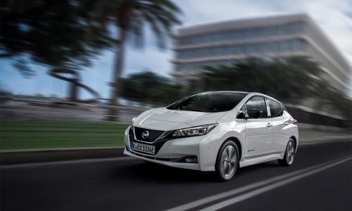 Nissan Leaf met ProPILOT: de elektrische auto die zelf rijdt én parkeert