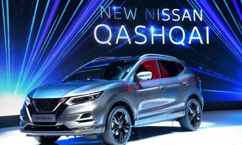 Vernieuwde Nissan Qashqai krijgt autonome techniek