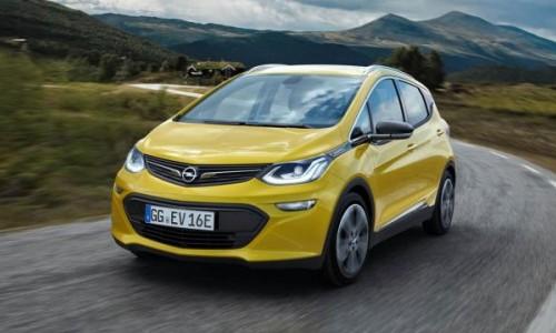 Elektrische leasetopper! Opel Ampera-e actieradius 500 km