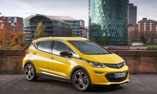 Nederland krijgt voorrang met Opel Ampera-e leveringen