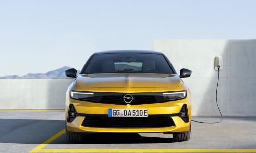 Stekkerrijden in de nieuwe Opel Astra - dit kost het