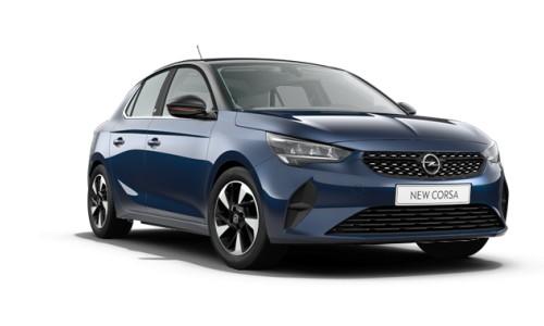 Lekker eigenwijs: de Opel Corsa-e met afwijkende dakkleur