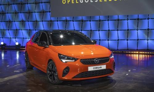 Opel maakt introductieprijs van elektrische Corsa-e bekend