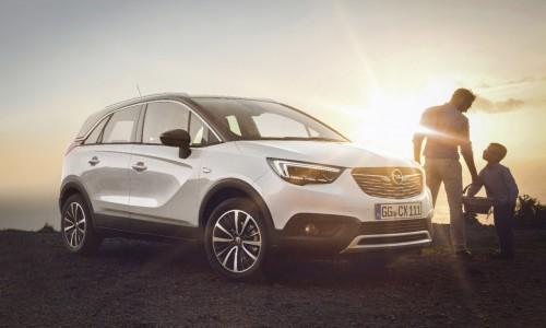 Opel Meriva maakt plaats voor Crossland X