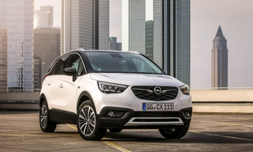 Autoweek test de Opel Crossland X: praktische en veelzijdige leaseauto