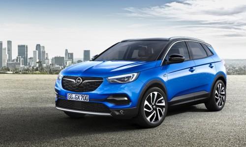 Dit is de nieuwe lease reus van Opel, de Grandland X!
