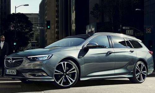 Opel Insignia prijzen bekend; nu bestellen bij ActivLease