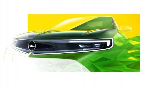 Een groen karakter voor de nieuwe Opel Mokka