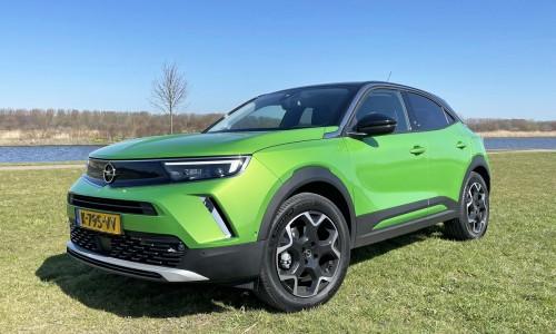 Eerste indruk Opel Mokka-e: de uitdagende en volledig elektrische crossover