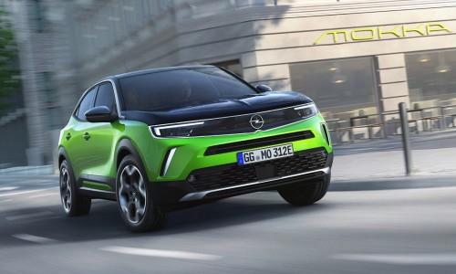 Alles wat u moet weten over de elektrische Opel Mokka-e