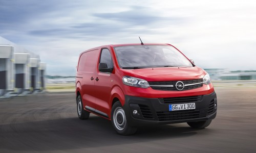Leasedeal: tijdelijk gratis automaat op nieuwe Opel Combo en Vivaro