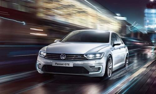 Video: Volkswagen Passat GTE Connected Series in actie
