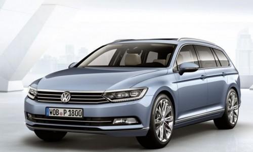 Volkswagen Passat Variant GTE Connected Series lease acties!