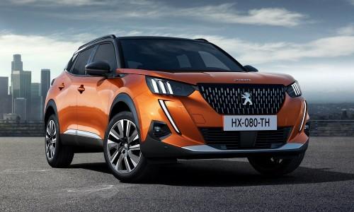 Nieuwe Peugeot 2008 nu te bestellen, inclusief elektrische versie
