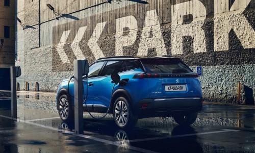 Peugeot 2008 SUV is volledig elektrisch en klaar voor de toekomst