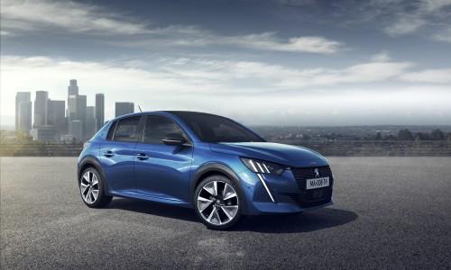 Nieuwe Peugeot 208: volledig elektrisch en 340 km range. Reserveer nu!