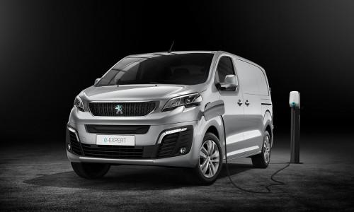 Peugeot e-Expert heeft met deze optie de meest flexibele passagiersbank ooit
