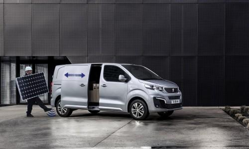 Elektrische Peugeot Expert is er al vanaf 28.300 euro, bestellen kan direct