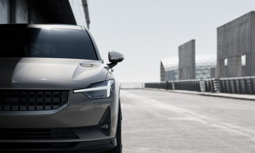 Volvo Polestar 2 onthuld, productie start in 2020