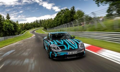 Elektrische snelheidsrace op Nürburgring: Porsche vs Tesla