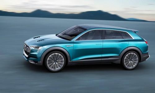 Audi e-tron Quattro nu te bestellen in Noorwegen