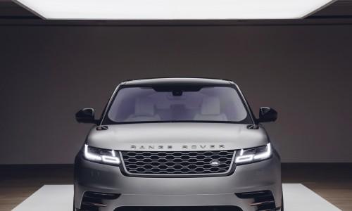 De nieuwe Range Rover Velar toont zijn ongekende klasse