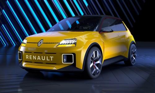 Comeback: zo gaat nieuwe elektrische Renault 5 eruitzien