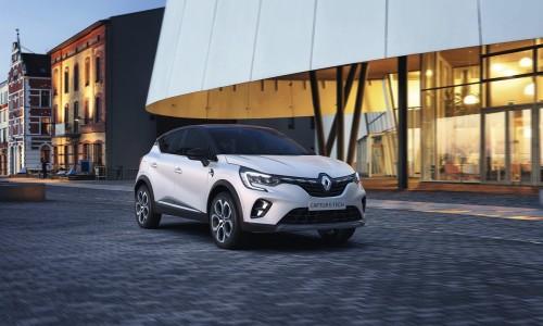Ook de Renault Captur kan vanaf nu aan de stekker en dit kost het