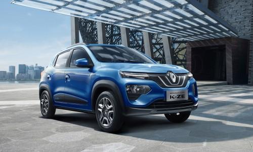 Renault K-ZE: kleine elektrische SUV gaat voor groot succes