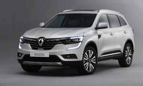 Renault Koleos SUV nu te bestellen bij ActivLease! Levering in juni.