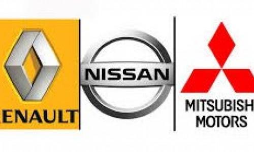 Renault, Nissan en Mitsubishi gaan meer elektrische en zelfrijdende auto's produceren