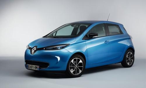 'Nieuwe Renault ZOE krijgt grotere accu en 400 km range'