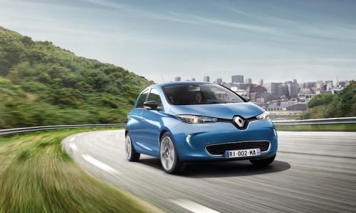 'Renault Zoe productie wordt verdubbeld, goedkopere batterij in de maak'