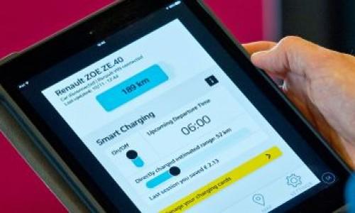Geld verdienen met opladen Renault Zoe door Z.E. Smart Charge