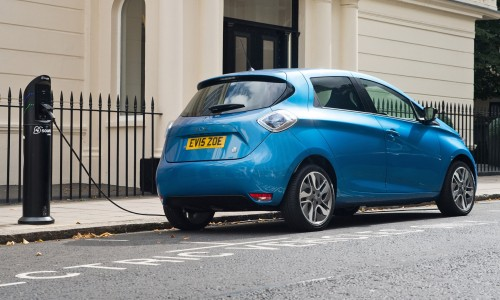 Renault Zoe accu's krijgen tweede leven als snellaadstations