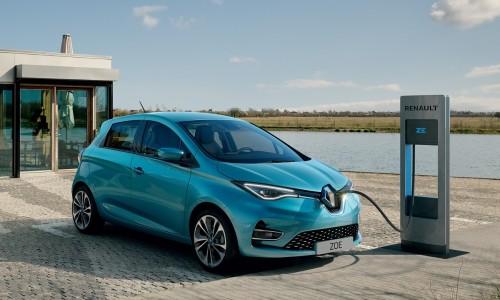 Vernieuwde Renault Zoe heeft meer elektrisch rijbereik én laadmogelijkheden