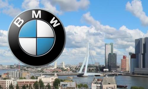 BMW helpt Rotterdam met elektrisch autorijden