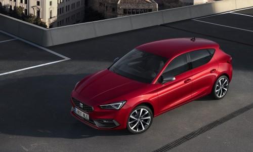 Gloednieuwe Seat Leon is extra gepeperd met hybride aandrijvingen