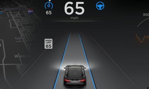Tesla Model S en Model X ontvangen grote update voor Autopilot