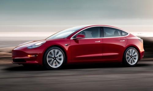 Tesla Model 3 verslaat Volkswagen Polo als de bestverkochte auto van Nederland
