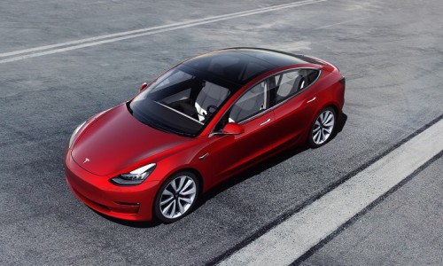 Goedkopere Tesla Model 3 met lage 4 procent bijtelling nu te bestellen!